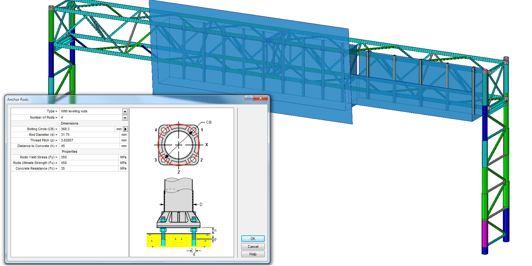 OVERHEAD SIGN STRUCTURES ANALYSIS AND DESIGN - SAFI