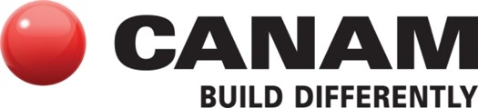 CANAM Build Differently